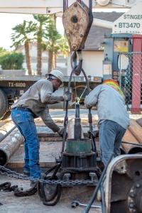 commercial water well pumps in Phoenix