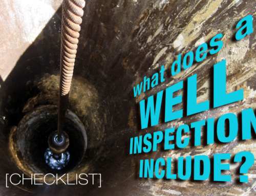 What Does a Well Inspection Include?