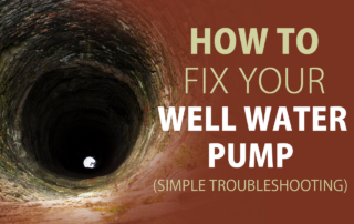 how-to-fix-your-water-well-pump