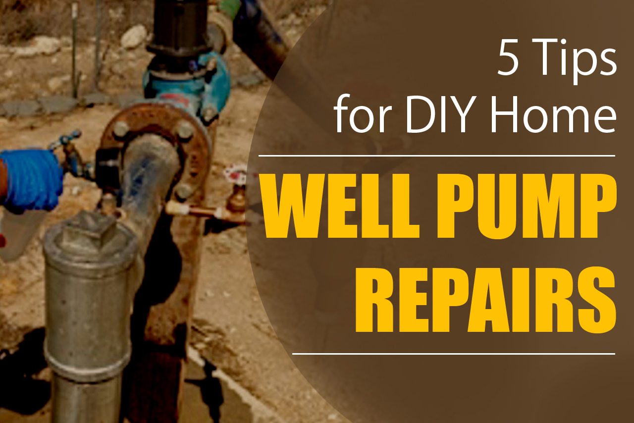 diy tips for well pump repair in Arizona
