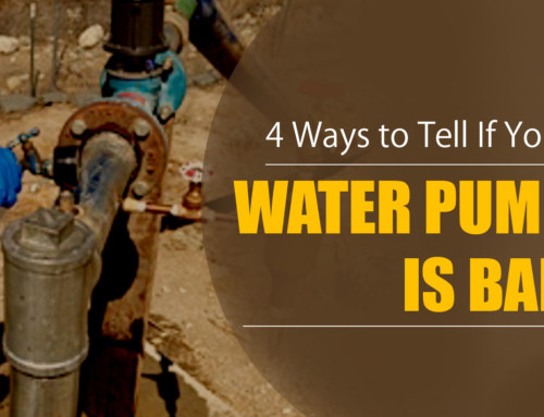 4 Ways to Tell If Your Water Pump is Bad