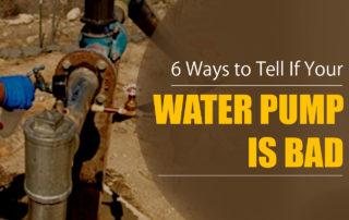 Is my water pump bad