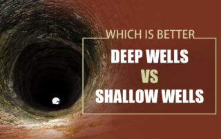Which is better - deep wells vs shallow wells in Phoenix