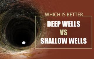 Which is better - deep wells vs shallow wells in Phoenix