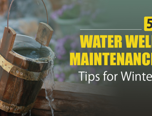 5 Water Well Maintenance Tips for Winter