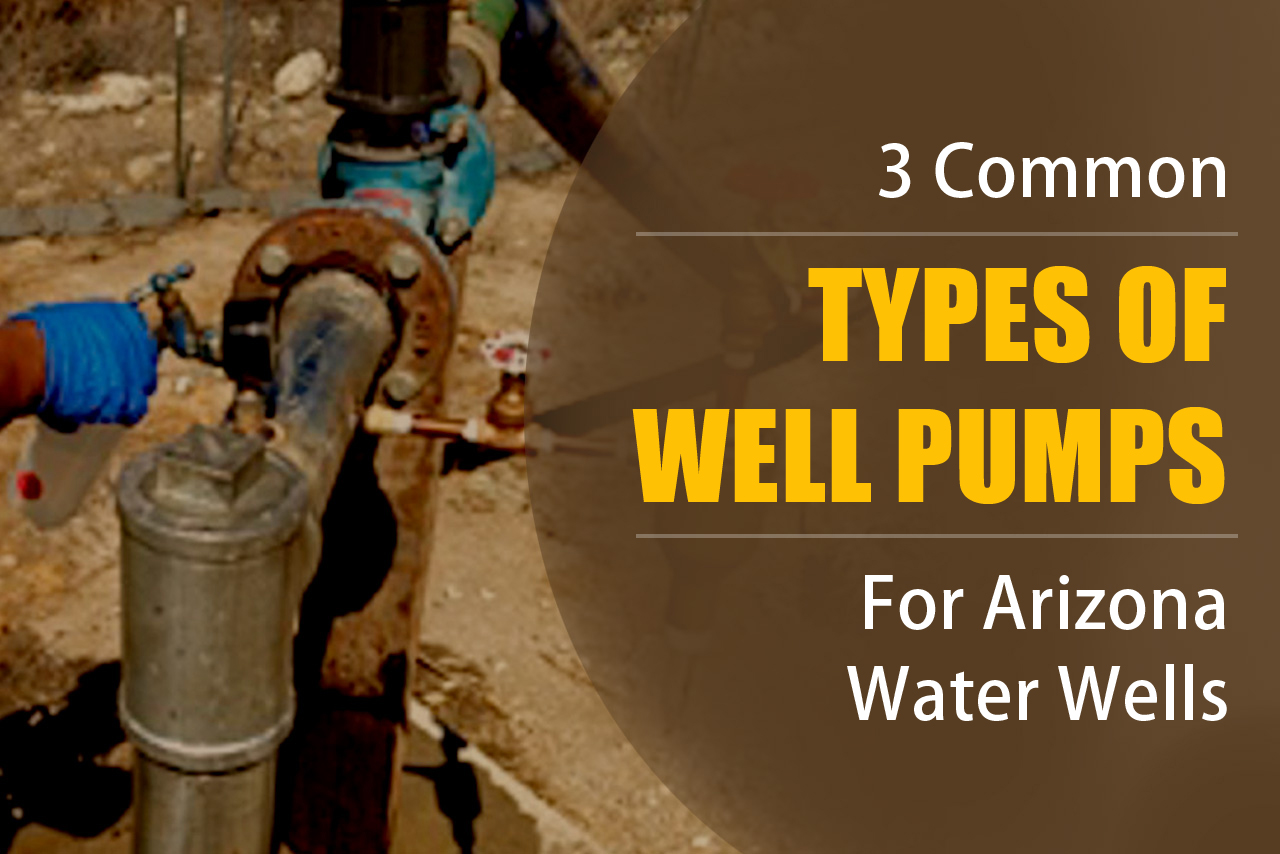 types of well pumps
