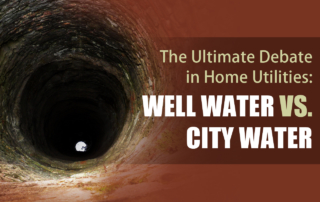 Well Water vs City Water in AZ