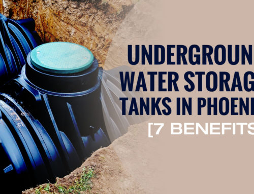 Underground Water Storage Tanks in Phoenix [7 Benefits]