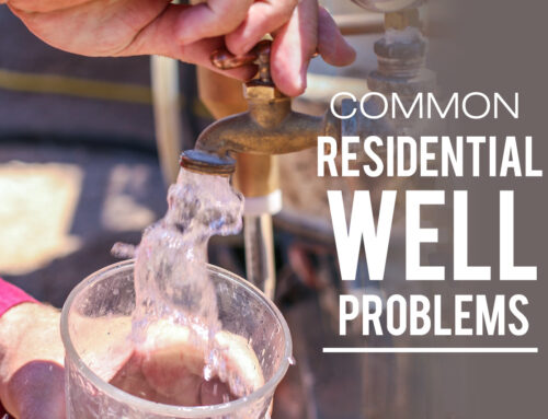 Common Problems You Might Find With Your Residential Well