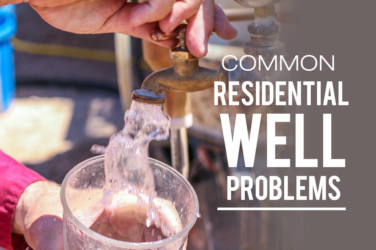 Residential Well Problems