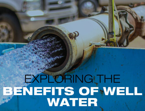 Benefits of Well Water